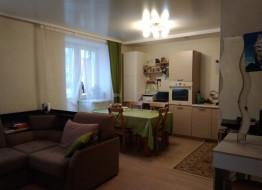 3-комнатная квартира, 69.7 м²