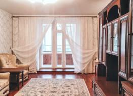 2-комнатная квартира, 75.6 м²