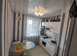 2-комнатная квартира, 53.8 м²