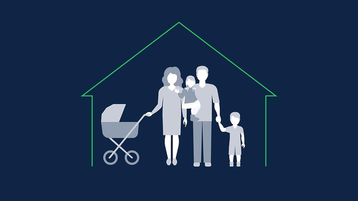 Обзор прессы: льготное жилье станет доступным для многодетных семей