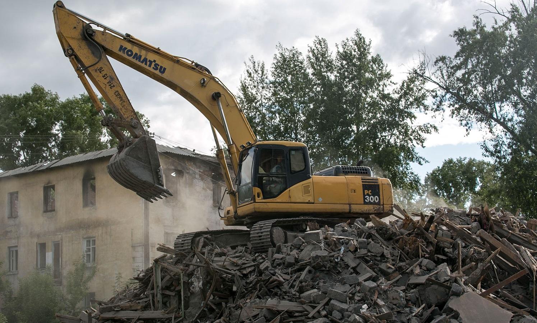 Порядка 1 млн человек в России нуждается в переселении из аварийного жилья