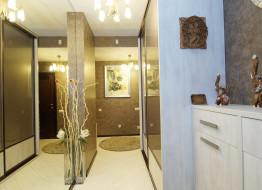 4-комнатная квартира, 121.4 м²