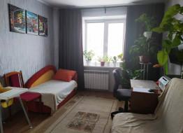 2-комнатная квартира, 52.5 м²