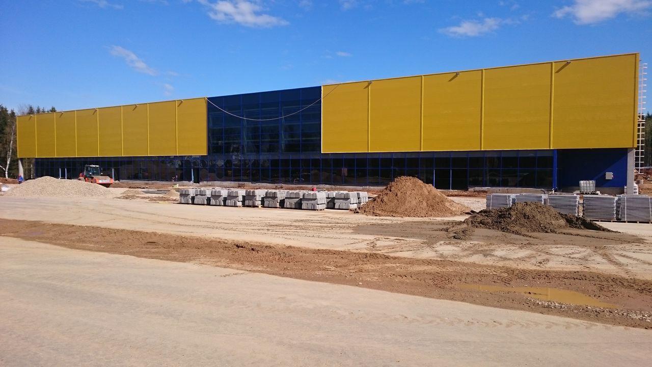 Ново-Савиновский рынок в Казани просят освободить территорию под строительство гипермаркета «Лента»