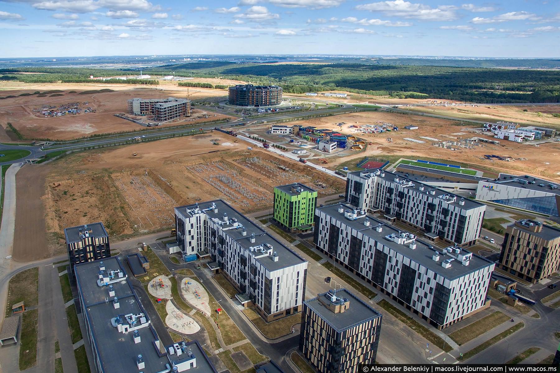 В Татарстане появился новый город