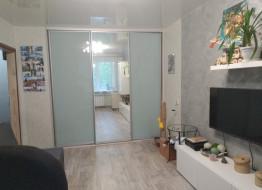 1-комнатная квартира, 31.4 м²