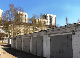 гараж, Восход ул., 15