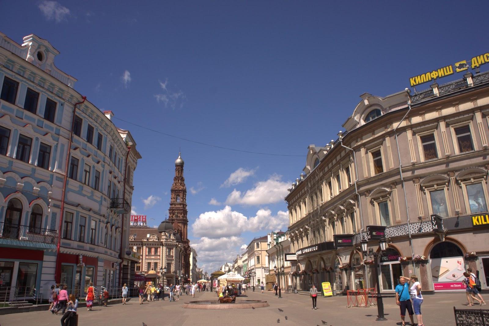Казань может лишиться улицы Баумана