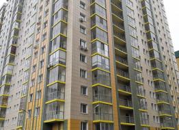 2-комнатная квартира, 83.5 м²