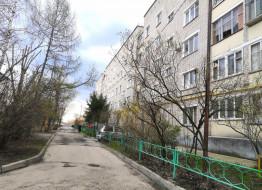 1-комнатная квартира, 34.1 м²