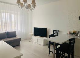 2-комнатная квартира, 51.7 м²
