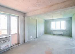 2-комнатная квартира, 56.1 м²