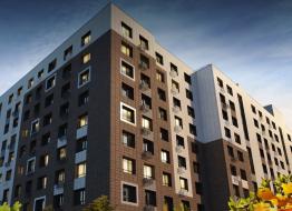 1-комнатная квартира, 34.24 м²