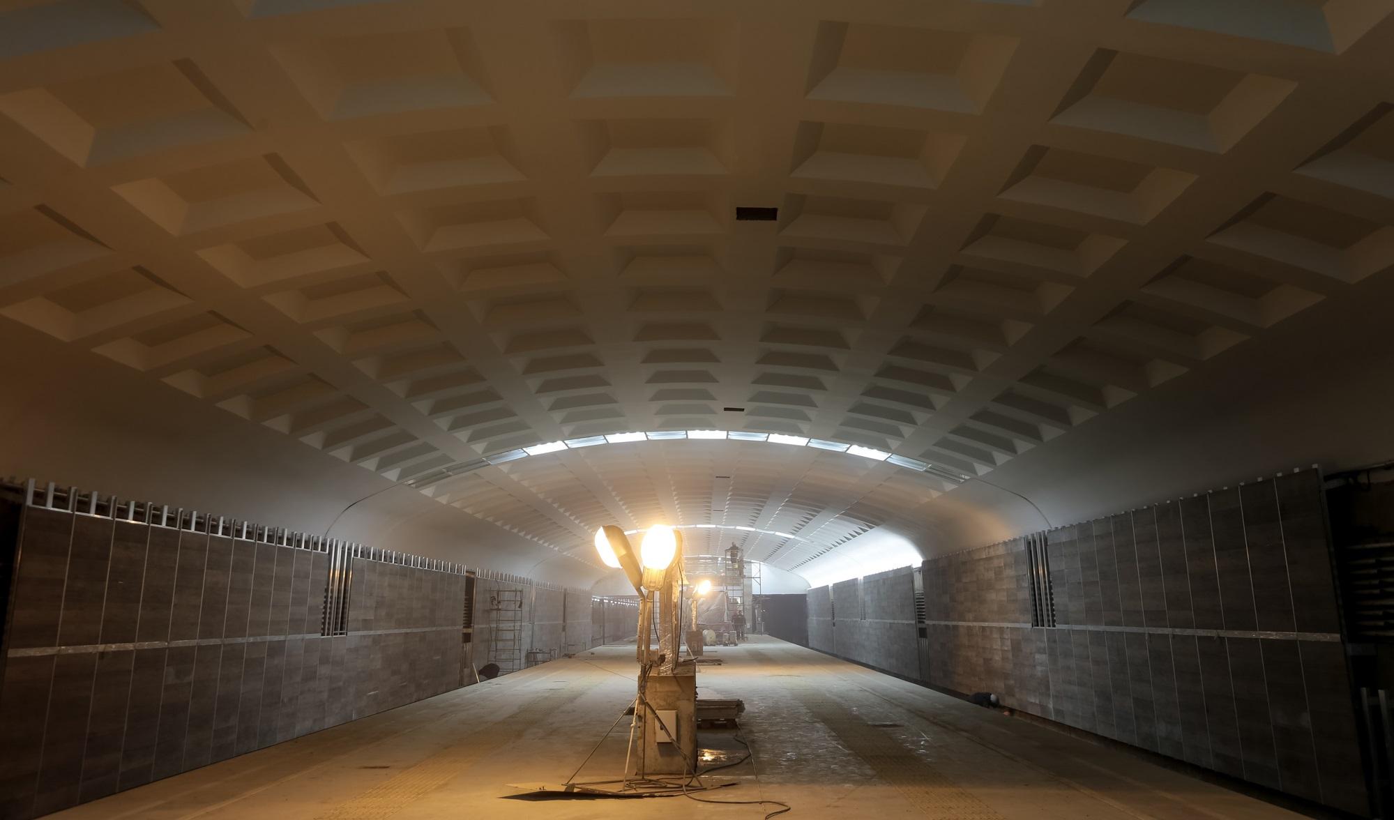Определились 4 первые станции второй ветки метро в Казани