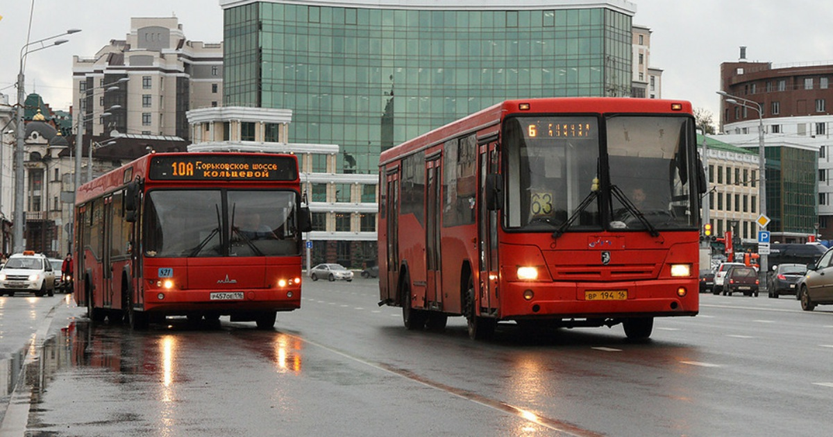 В Курбан-байрам в Казани будут организованы ранние рейсы городского транспорта