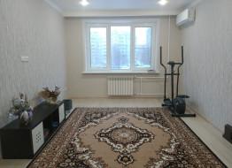 3-комнатная квартира, 65.8 м²