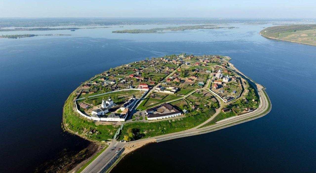 Обсуждался вопрос выкупа земельных участков на острове-граде Свияжск для государственных нужд