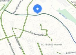 земельный участок, Октябрьская (Большие Клыки) ул.