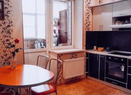 1-комнатная квартира, 39.5 м²