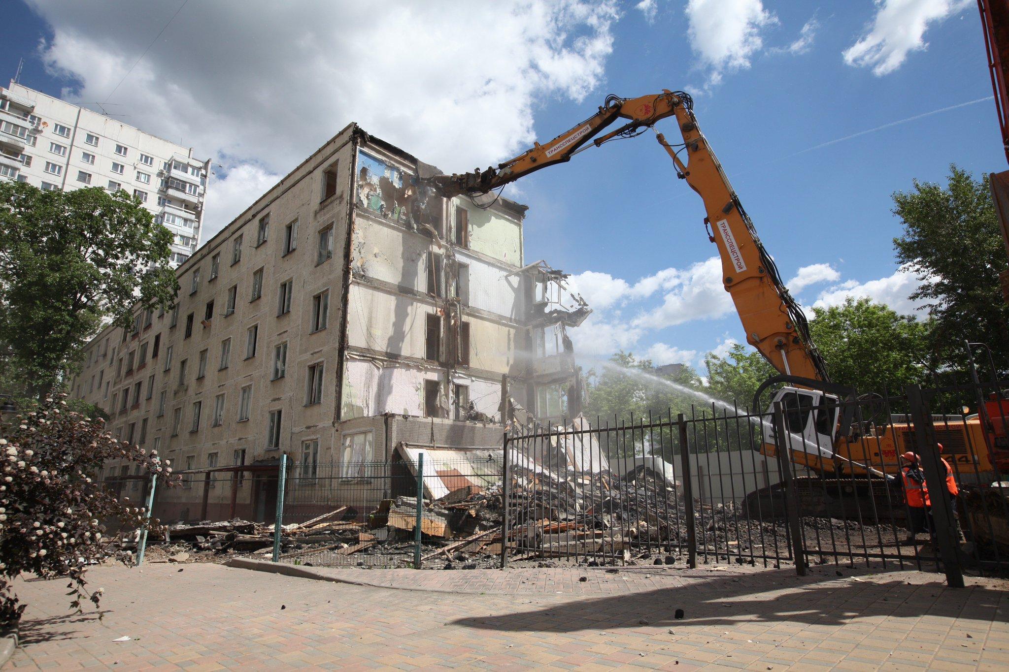 Рустам Минниханов прокомментировал возможный снос хрущевок в Казани