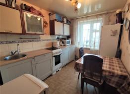 3-комнатная квартира, 63.2 м²