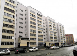 2-комнатная квартира, 50.5 м²