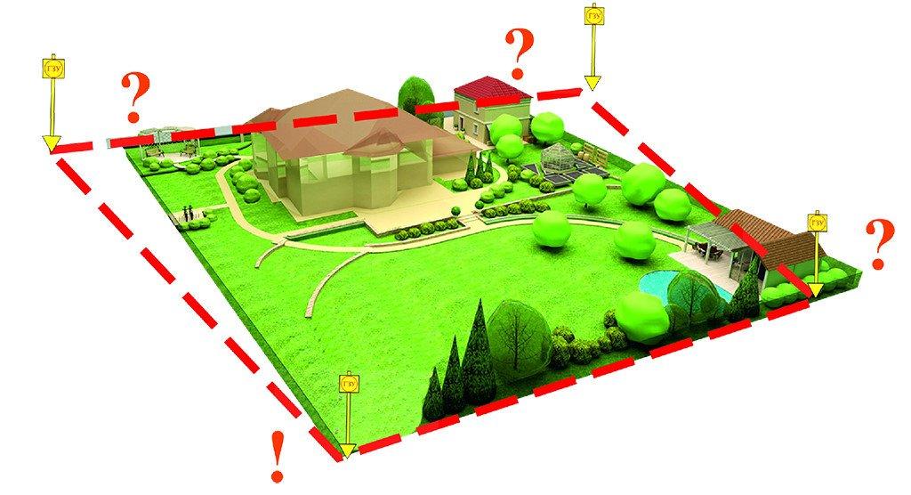 Изменились правила уточнения границ земельного участка
