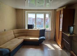 1-комнатная квартира, 36.6 м²