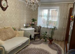 1-комнатная квартира, 33.8 м²
