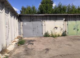 гараж, Юлиуса Фучика ул., 79, к б